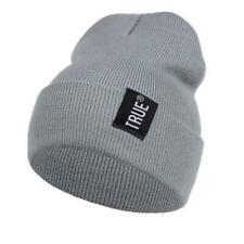 Fashion Women's Men's Warm Winter Knit Hat Cap Casual Hip-hop Hats Beanie N0M4