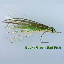 EPOXY GREEN BAITFISH SALTWATER FLY