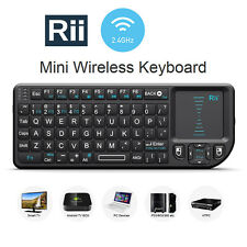 Rii X1 Mini Wireless Keyboard +  Mouse Touchpad  for PC Android TV Box  Smart TV