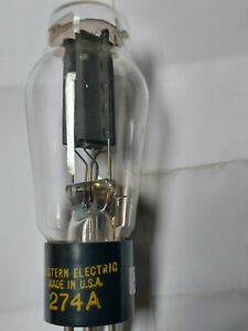 Western Electric 274A Tube