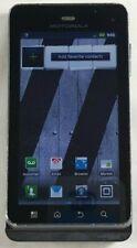 Motorola Droid 3 16GB Black (Verizon) Fair Condition For Parts