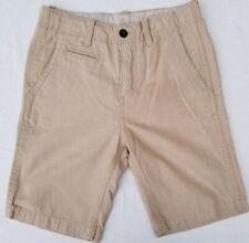 Gap Kids Boy Khaki Shorts Beige size 10 Summer