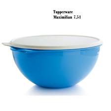 Tupperware Maximilian Schüssel 7,5 L  Neu & OVP Blau