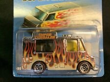 HOT WHEELS 1993 SUPER CHROMES ICE CREAM TRUCK - RED LINES Brand New RARE CAR