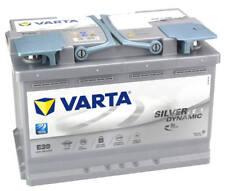 Autobatterie 12V 70Ah  760 A/EN - AGM Start-Stop E39 Varta