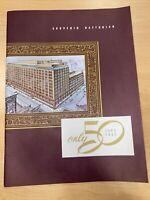 Souvenir Daytonian Dayton's 50 Year 1902-1952 Souvenir Booklet W Envelope