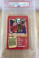 Doink The Clown 2011 Top Trumps Wwe Card Psa Graded 10 Pop 1