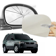Replacement Side Mirror LH RH 2P + Adhesive for FORD 2001-2007 Escape