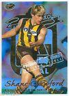 1999 Select Medal Promo Card (MC6) Shane CRAWFORD Hawthorn +++