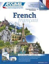 Assimil francés NUEVO con facilidad - Pack [ BOOK + 4 CDS ] 9782700518139