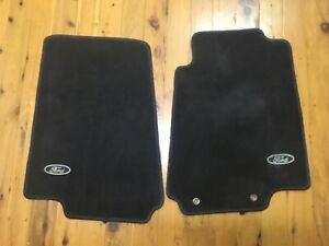 Ford BA BF Falcon Genuine Front Floor Mats