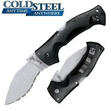 Cold Steel - RAJAH III Folding Knife Serrated Edge 62KGMS NEW