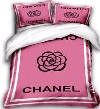 Designer CHanell Bedding Set