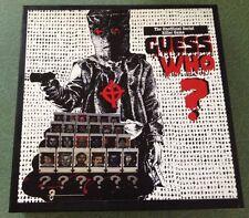 Serial Killer GUESS WHO game custom made rare Gacy Dahmer Zodiac Bundy