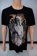 Just Cavalli Mens T Shirt, Size Large, L, Black, Vgc