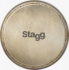 "Stagg 10"" Real Goat Skin DPY-10 Head Replacement For DPY Djembe [EU stock]"