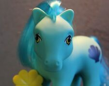 My Little Pony G1 Dutch Shell RARE wanted Pony Beautiful condition China Hasbro