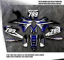 2010 2011 2012 2013 Yamaha yz250f yz 250f 250 YZ YZF Graphics Decals Stickers