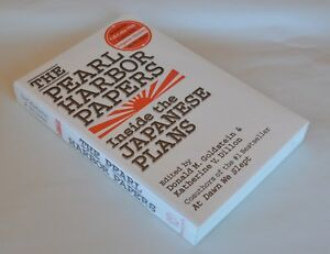 ShrinkWrapped Book The Pearl Harbor Papers Inside the Japanese Plans D Goldstein