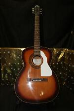Vintage Eko Rh Sunburst Acoustic Guitar! Made in Italy! Excellent Condition!