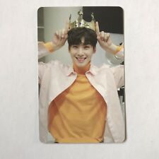 Eunwoo Astro - Aroha Festival Silver Type A Official Photocard (1pc) Concert Pc