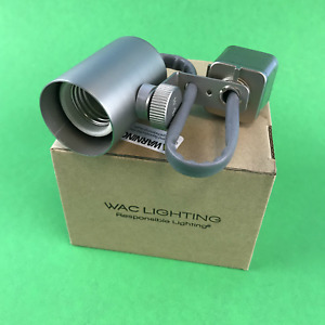 WAC Lighting HTK-178-BN H Series Line Voltage Track Head Brushed Nickel Finish