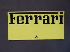 Prospekt Katalog Ferrari, Italien 1993, 348 TB, Spider, Mondial, 512, 456, F1