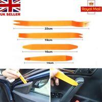 4pcs BMW Car Radio Door Body Clip Trim Dash Panel Removal Installer Pry Tool Kit