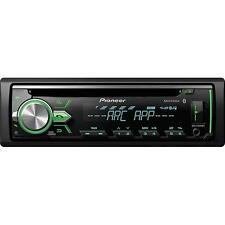 NEW Pioneer Car Audio CD Head Unit.Receiver.SingleDin.AMFM.Remote.USB.Marine.BT.