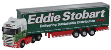 Oxford Diecast NSCA001 Scania Topline Curtainside Stobart - N Gauge