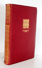 Wildfell Hall Anne Bronte Currer Bell New Edition Circa 1910 Full leather