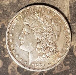 1881-O Collectable MORGAN SILVER DOLLAR 90% SILVER $1 COIN US Minted
