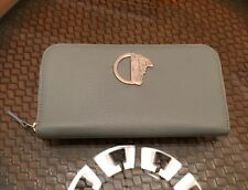 Versace Collection Zip-Around Wallet