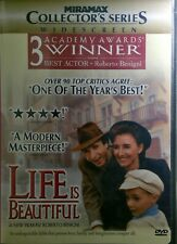 Life is Beautiful - Dvd Movie - Private Collection - Free Shipping