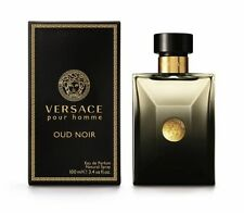 Versace Pour Homme Oud Noir 3.4 oz 100ml EDP For Men (new in box sealed)