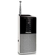 RADIO PORTATIL BOLSILLO ALTAVOZ INCORPORADO AE1530 PHILIPS