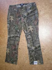 (Size 16) Mossy Oak Break Up Women's INFINITY Hiking Trail Camouflage Pants