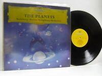 WILLIAM STEINBERG, BSO holst the planets LP EX/VG+, 2530 102, vinyl, DG, 1971,