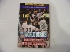 THE WORLD SERIES The Greatest Moments Of The Most Exciting Games (thru 2005) NEW