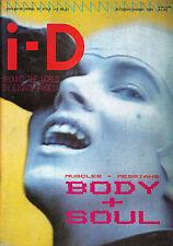 i-D #21 Dec/Jan 1984 BODY & SOUL Mario Testino EMMA CAMPBELL Nick Knight @EXCLT@