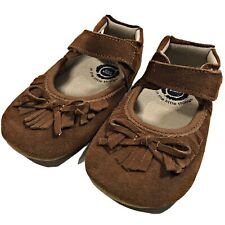 Livie & Luca Willow Moccasin Suede 18-24 Months