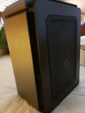 QBX Cougar Compact Mini ITX Case Open Box Pristine