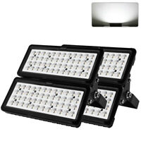 2X 100W LED Flood Light Spotlight Cool White Security Outdoor Floodlights Lamp