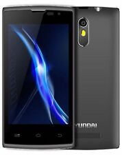 "New Hyundai L445 GSM Factory Unlocked 4"" Android 4G LTE Smart Cell Phone - Black"