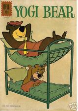 RARE DELL COMIC YOGI BEAR, #4, AUG-SEPT. 1961