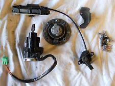 1998 GSF1200 Bandit Suzuki lock set