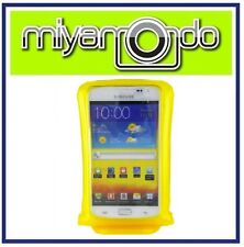 DiCAPac WP-C2 (Yellow) Waterproof Case for Samsung Galaxy/Note II/S3
