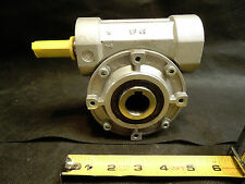 NEW BONFIGLIOLI REDUCING GEARBOX VF49P1HS 7:1 FOR 3/4-1 HP DOUBLE WORM 49 FRAME