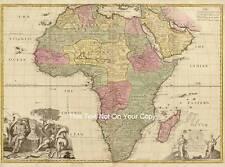 Antique Africa Maps Atlases eBay