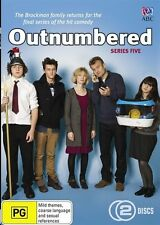 Outnumbered: S5 Series 5 Season 5 DVD R4